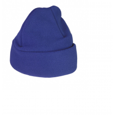 Fleece Hat - Royal
