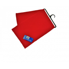 Fleece Scarf - Red